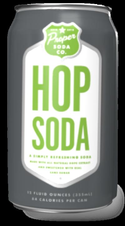 Proper soda - hop